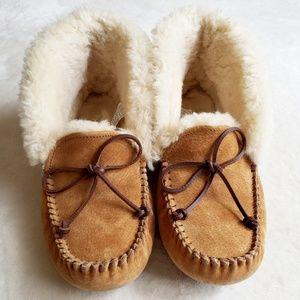 UGG Australia Alena Luxurious Sheepskin Slippers